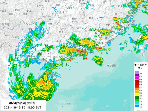 """刚刚!台风""""圆规""""登陆海南琼海 成近五年来登陆海南最"""