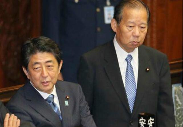 日本自民党二号人物表示万不得已情况下,可能放弃奥运会
