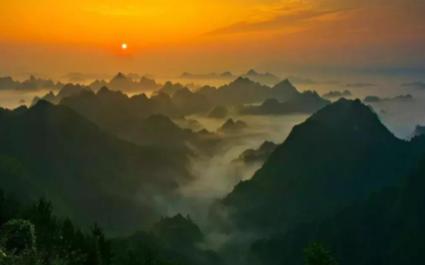 中国国家地理关于湘西人文山水的影像展近日正式开幕