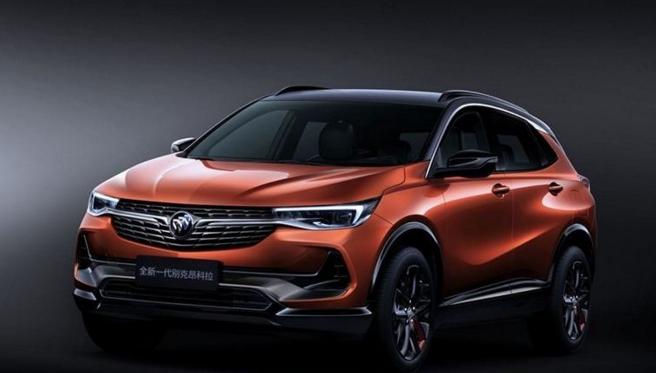 别克品牌发布多款新车型,并对未来规划进行宣传