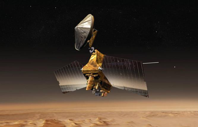 美国成为独家在火星上完成飞行器遥控飞行的国家