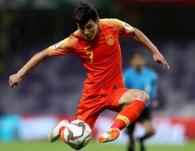 中国足球明星武磊将在下月回国备战世界杯预选赛