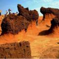 广西唯一的世界级别地理地质公园遭到违规开发的破坏