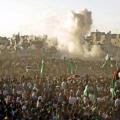 据预测巴以冲突可能会给加沙地区人民带来人道主义灾难