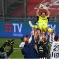 意大利杯赛尤文图斯战胜亚特兰大终于让今年并不是颗粒无收