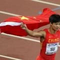 最新的体育动态显示苏炳添在最近的比赛中百米逆风跑进十秒