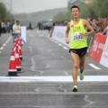 我国马拉松知名人物梁晶在最近黄河石林山地马拉松赛中遇难
