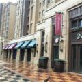 长沙市马岭坡街道东站社区针对临时经营商铺进行整治