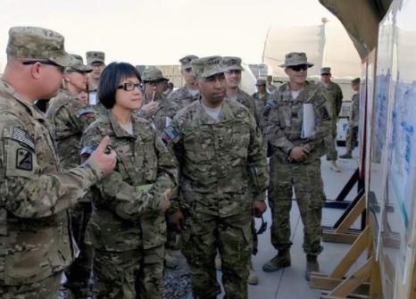 67岁华裔女科学家被提名美国国防副部长因为具备丰富经验