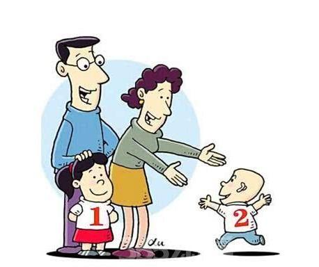 职场压力比较大的家庭通常对于生养二胎的欲望并不强烈