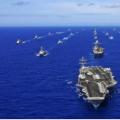 最新国际军事资讯显示英国首次派遣航母战斗群来到亚太海域
