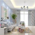 家居装修中选择墙面装饰材料的颜色一定要与家具相互搭配