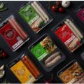 现如今各种各样的料理包已经深入到人们日常生活的饮食中