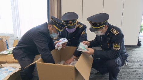 广州地区的市场监管部门为保障民生饮食安全进行市场调查