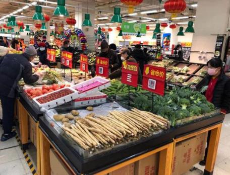 谁都没有想到平常消费者特别信赖的超市会出现食品安全问题