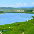 想要看一看大草原的人文与风情最适合去的地方是巴音布鲁克
