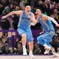 广东男篮最终战胜辽宁男篮拿下本赛季CBA总冠军但过程艰难
