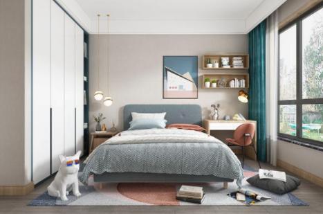 现如今的卧室家居环境当中常见的衣柜种类都有哪一些?