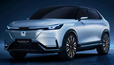 今日独家关注本田品牌将要在东南亚地区上线一款七座MPV车型