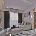 家居装修通过厨房的颜色搭配可以设计出符合要求的简约橱柜