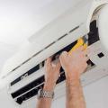 地方空调拆装应该在经受过专业培训的操作人员操作下完成