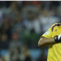 今日关注的体育人物是曼联俱乐部的替补门将罗梅罗离开曼联