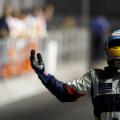 F1车手最新动态信息能看到车王舒马赫儿子进行50圈赛道试车