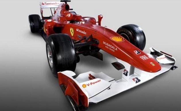 接受媒体采访时F1法拉利车队小将认为新赛季自己将会更加努力