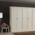 家装环节温馨提示欧式衣柜家具的颜色要与地板颜色相匹配