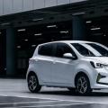 通用品牌和本田品牌利用优势互补联合开发两款纯电动新车亮相